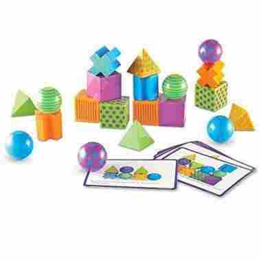 Learning Resources Mental Blox 3D Puzzle Game
