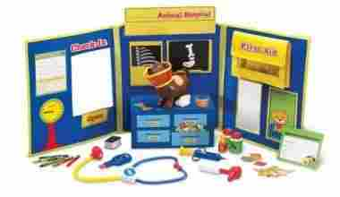 Learning Resources Pretend & Play Animal Hospital