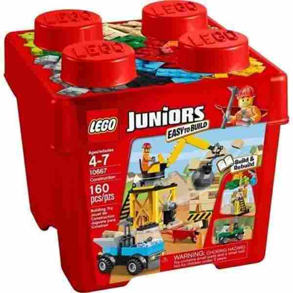 lego construction set - Best Christmas Gifts For 5 Year Old Boy