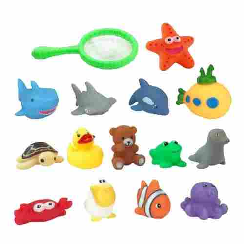 liberty imports bath squirties water toy for kids