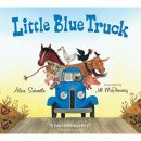 the little blue truck book for 5 year olds cover
