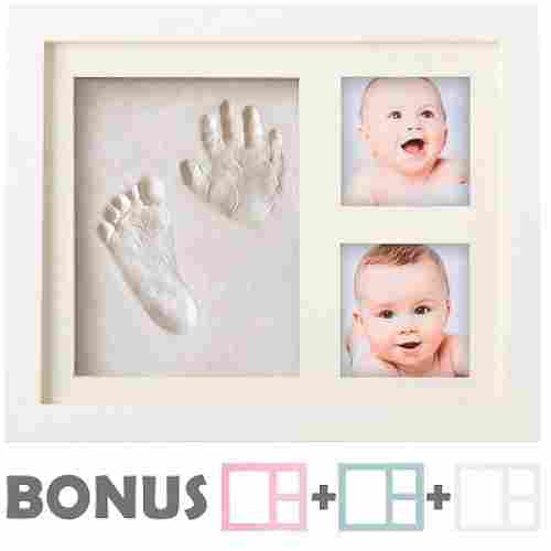 Little Hippo Footprint & Handprint Kit