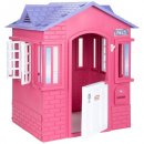 little tikes princess cape cottage outdoor playhouse pink