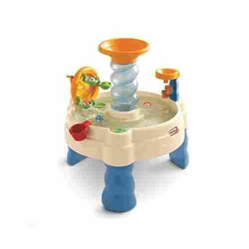 little tikes spiralin' seas waterpark water & sand table for kids and toddlers