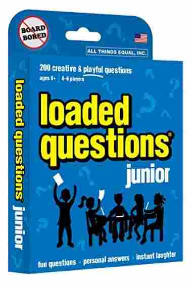 Loaded Questions Card Games
