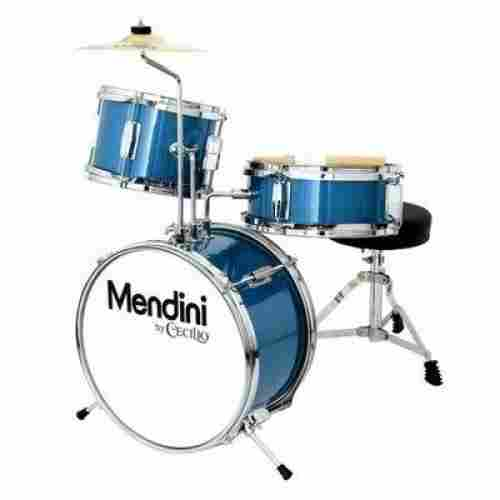 mendini cecilio 3-piece junior set drum set for kids and toddlers