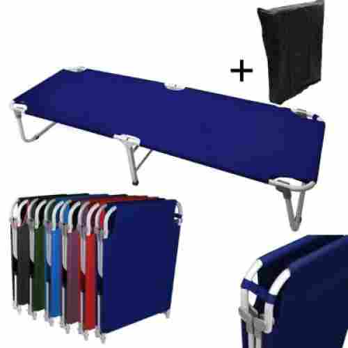 Magshion Portable Cot Blue