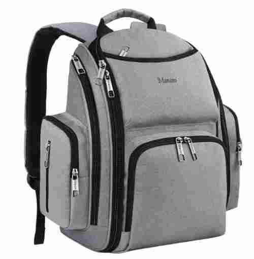 Mancro Backpack Water Resistant