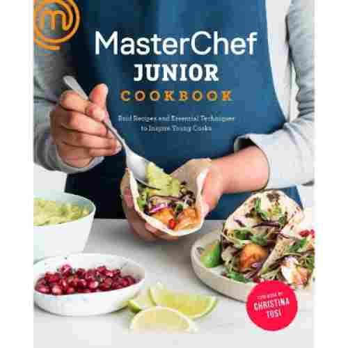 masterchef junior cookbook for kids