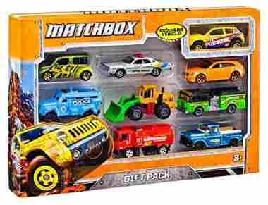 9-Car Gift Pack