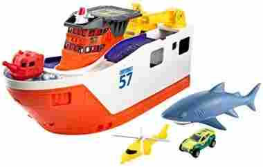 Mission: Marine Rescue Shark Ship