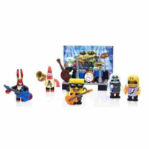 Mega Bloks Rock Band Figure