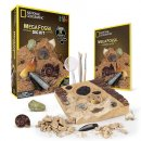 mega fossil mine dig up dinosaur toys for kids set