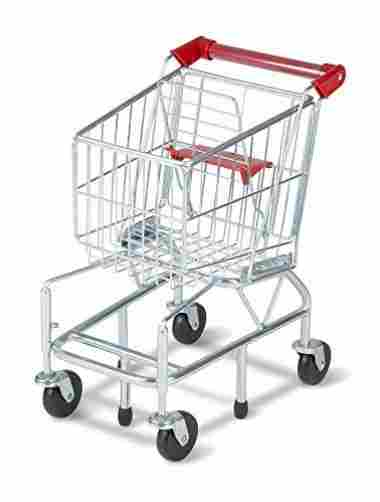 Melissa & Doug Cart With Sturdy Metal Frame
