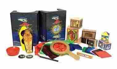Deluxe Solid-Wood Magic Set by Melissa & Doug