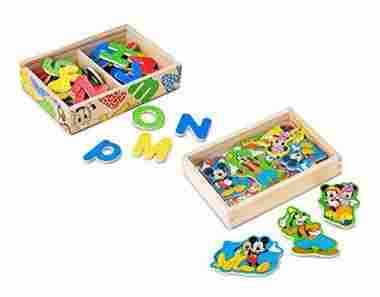 Mickey Mouse & Friends Magnet Toy