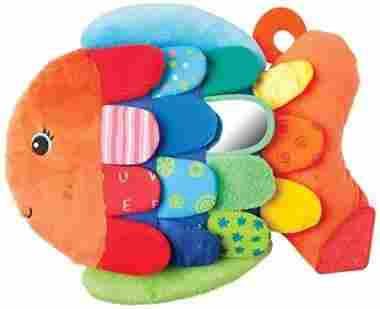 Flip Fish Soft Baby Toy by Melissa & Doug