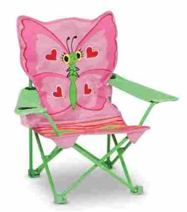 Sunny Patch Bella Butterfly Camping Chair