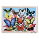melissa doug butterfly garden jigsaw puzzle for kids
