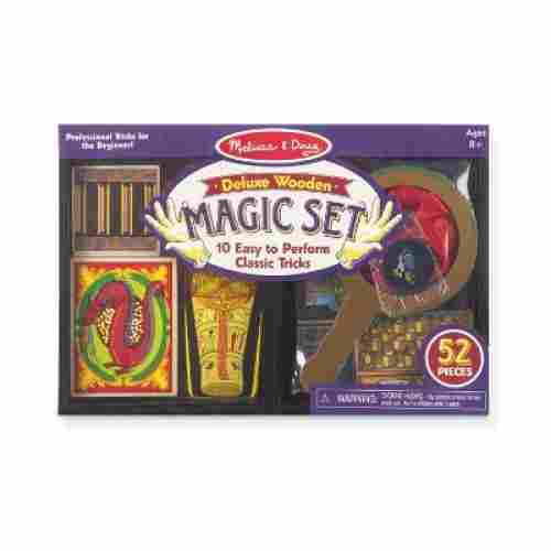 Solid-Wood Set by Melissa & Doug