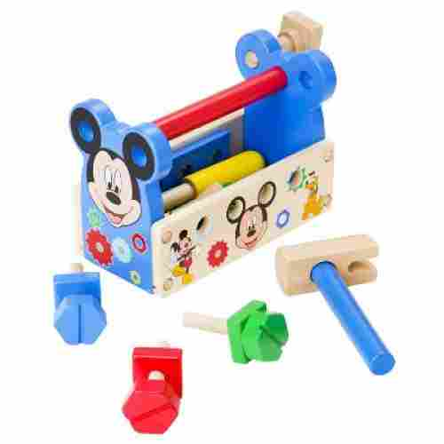 Melissa & Doug Clubhouse Wooden Tools