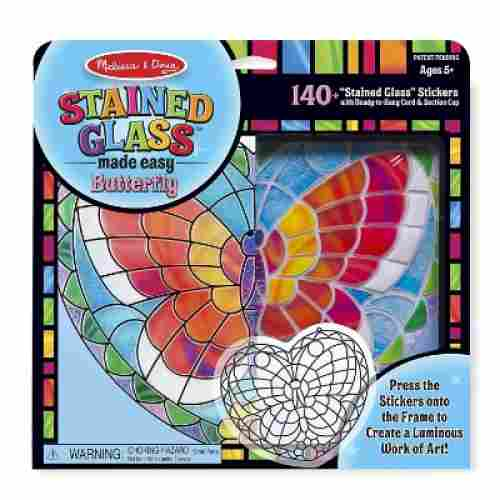 Melissa & Doug Stained Glass