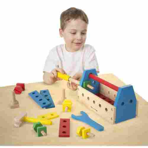 Melissa & Doug Take-Along Construction