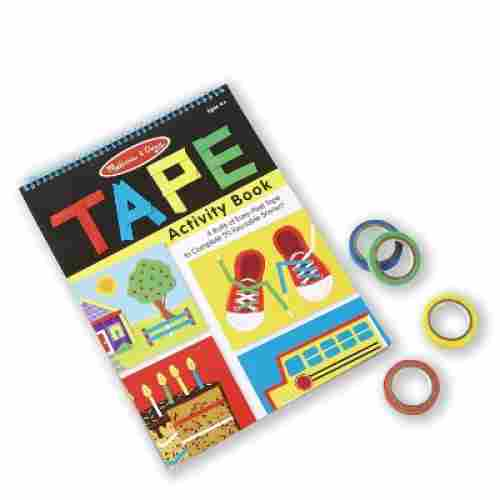 Melissa & Doug Tape Activity Book