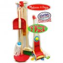melissa and doug let's play house! dust! sweep! mop!