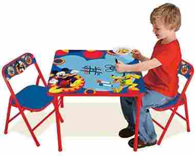 Clubhouse Capers Erasable Activity Table Set