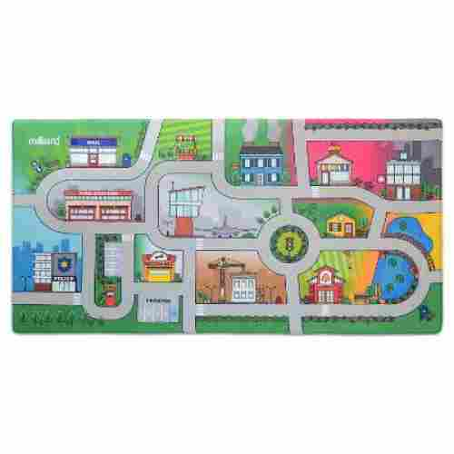 Milliard Car Road Play Mat