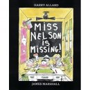 miss nelson is missing book for 5 year olds cover