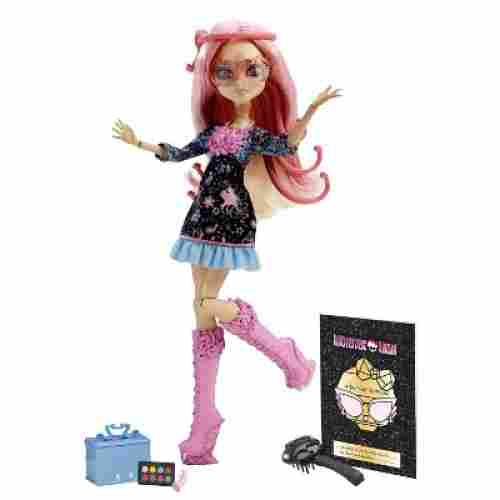 viperine gorgon new monster high dolls display