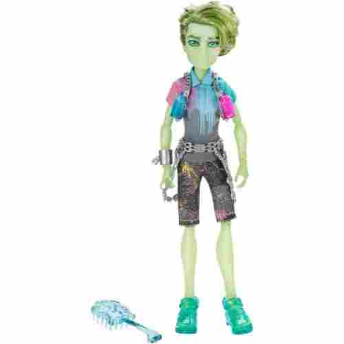 haunted student spirits porter geiss new monster high dolls display