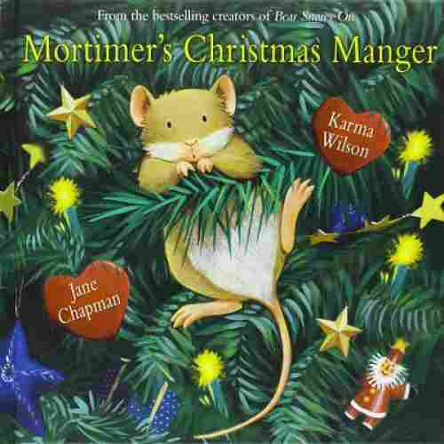 mortimers christmas manger book cover