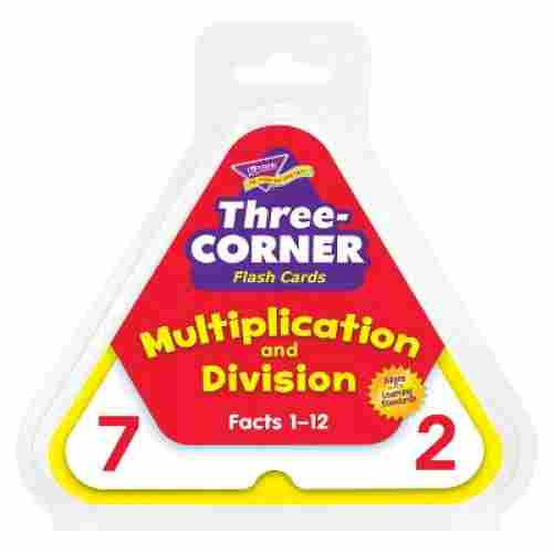 Multiplication & Division Three-Corner