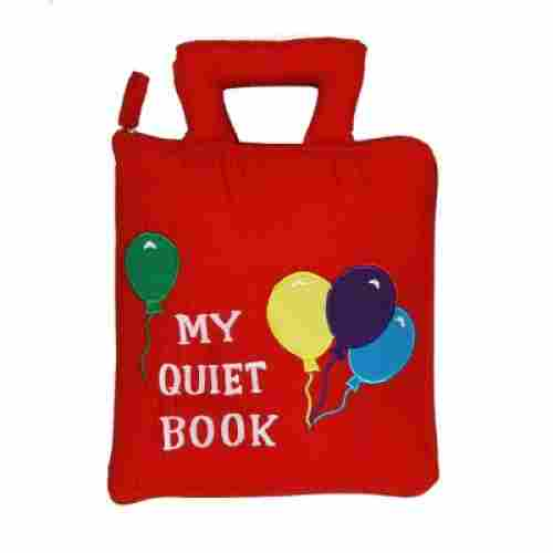 My Quiet Book for Children by Pockets of Learning