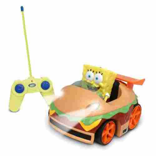 Remote Control Krabby Patty