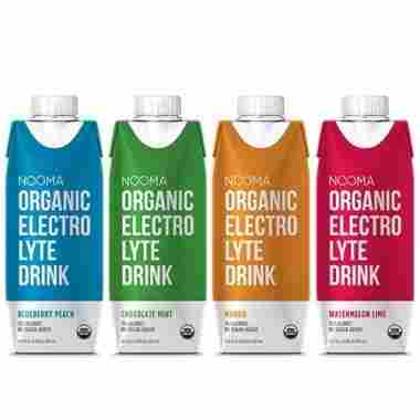 NOOMA Organic Electrolyte Drink Variety Pack