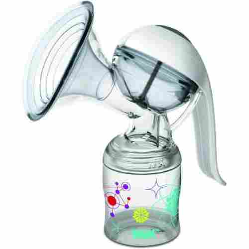 NUK Expressive Manual breast pump display