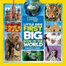 little kids first big book of the world educational book cover