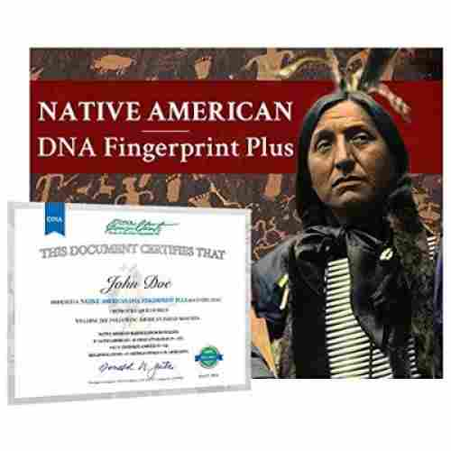 Native American DNA Test Plus