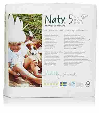 Naty by Nature Babycare Eco-Friendly