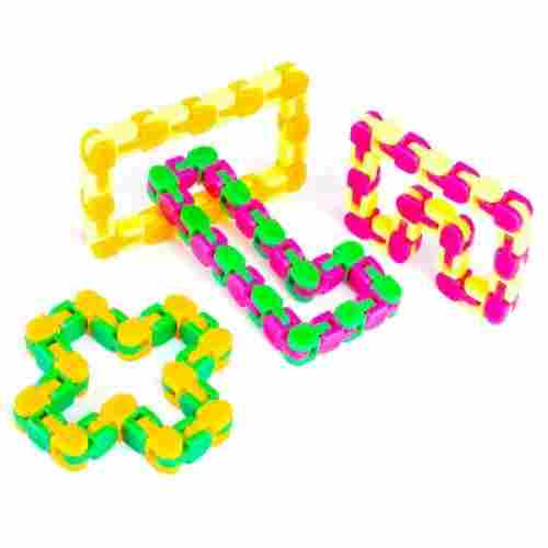 Neliblu Wacky Tracks Snap and Click Fidget Toys for Sensory Kids