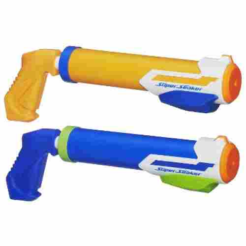 super soaker tidal tube blaster 2-pack water toy for kids