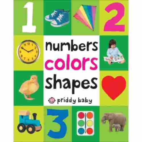 Numbers Colors Shapes