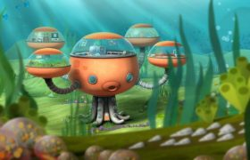 10 Best Octonauts Toys & Figures for Kids Rated in 2020