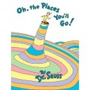 oh the places you will go dr seuss book for 7 year olds