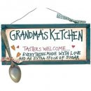 Best Christmas Gift Grandma Ohio Wholesale Sign