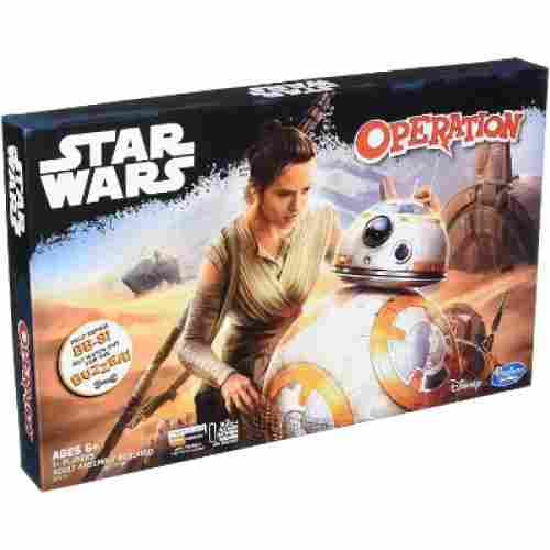 Hasbro BB-8 Operation Game